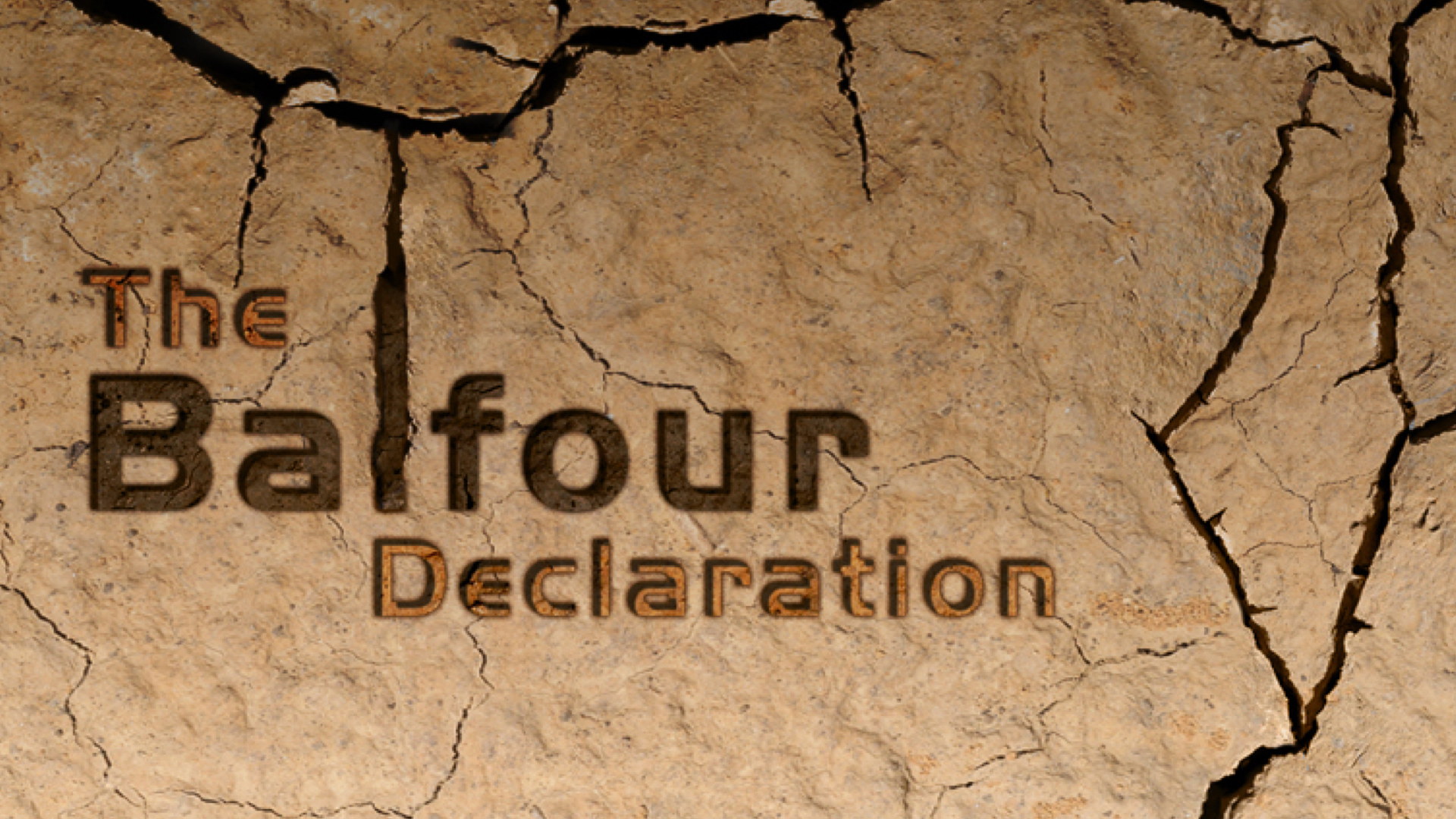 """The Balfour Declaration""documentary film on Al Jazeera Arabic, produced by Noon Films"