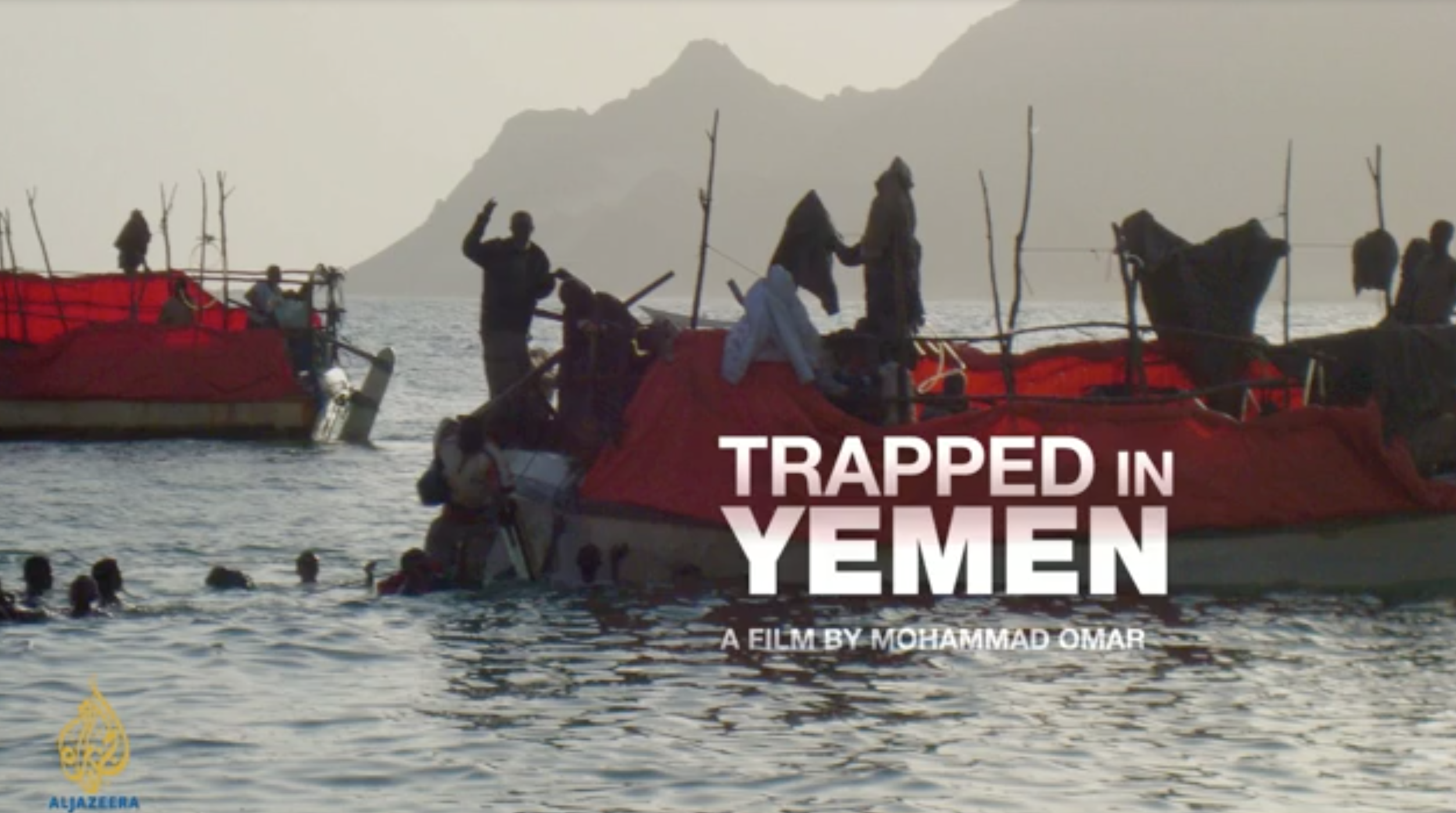 Trapped in Yemen; Mohamed Omar