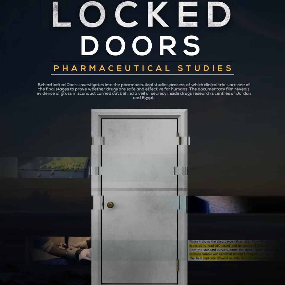 Behind the Locked Doors