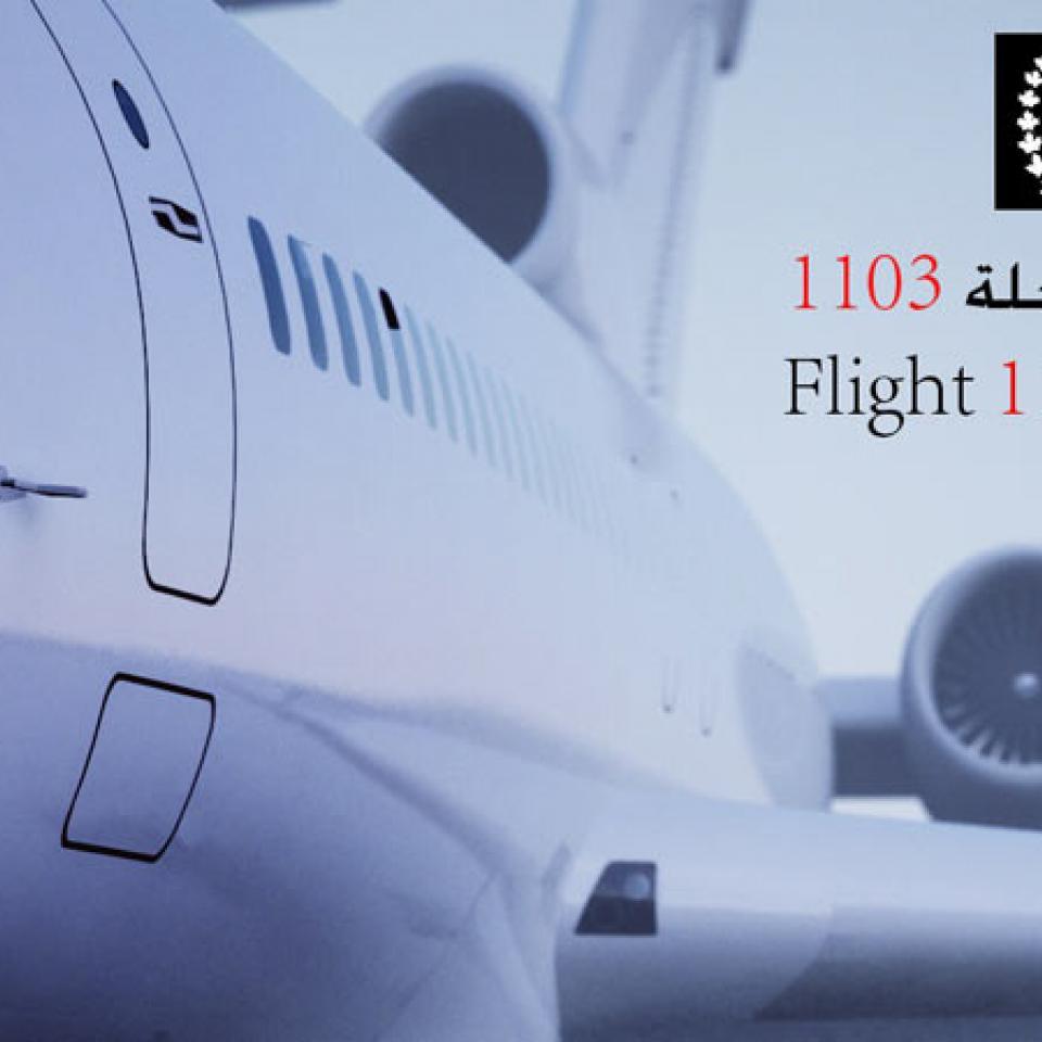 Flight 1103