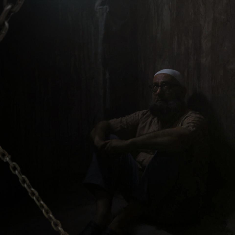 """Mysterious Ends"" | Kamal Al-Sananiri"